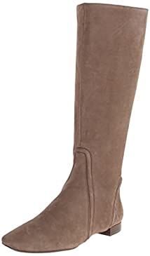Nine West Women's Sillygoose Nubuck Riding Boot