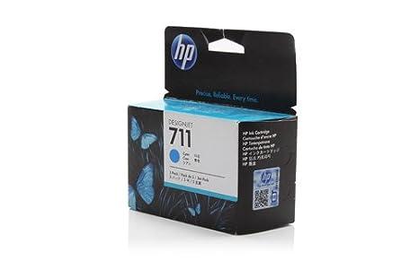 Cartouche d'encre De Marque HP CZ130A CZ130A711 - 1x Cyan