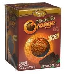 Terry's Dark Chocolate Orange Ball