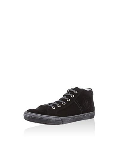 Däumling Sneaker Alta [Nero]