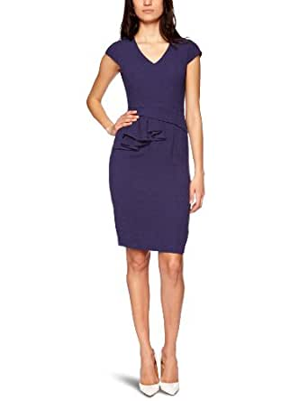 Fever Zeta Women's Jersey Dress Navy Size 6