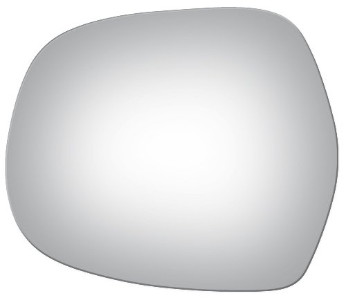 2003 - 2009 TOYOTA 4-RUNNER Flat Driver Side Replacement Mirror Glass (Toyota Four Runner compare prices)