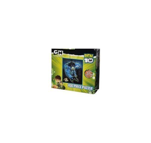 Ben 10 Cartoon Network 100 Piece Puzzle, Item Number 10248 - 1