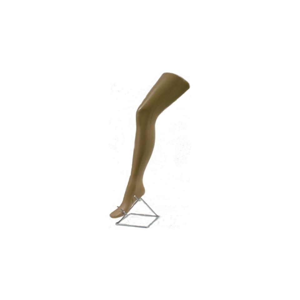 New Female Mannequin Leg Form Sock Display+ Base