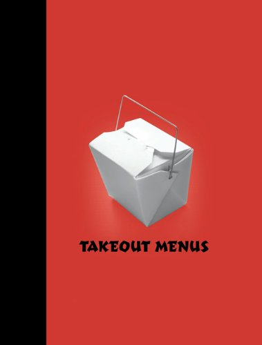 Takeout Menu Holder - Chinese