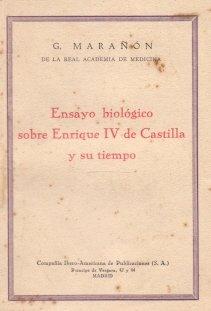 Ensayo Biológico Sobre Enrique Iv De Castilla Y Su Tiempo descarga pdf epub mobi fb2