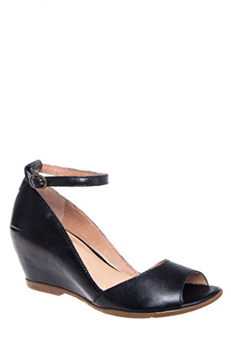 Candice Open-Toe Wedge