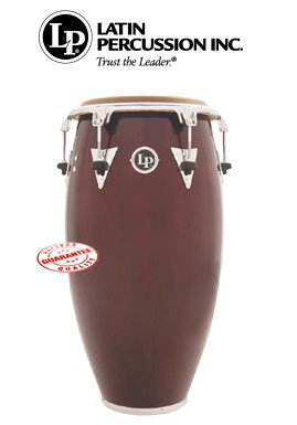 Lp Classic Top Tuning Series 11 3/4 Conga Wine Red/Chrome Lp559T-Dw