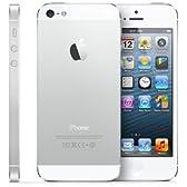 アップル (Simフリー) 海外版 iPhone5 ホワイト 64G
