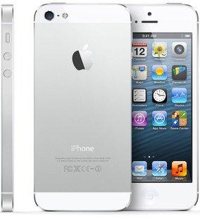 (Simフリー) 海外版 iPhone5 ホワイト 64G