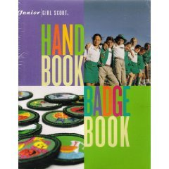 Junior Girl Scout Handbook and Badge Book (2 Book Set), GSUSA STAFF