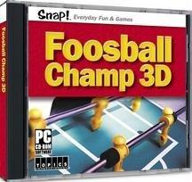 Snap! Foosball Champ 3D