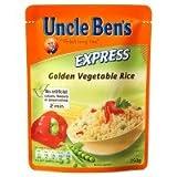 UNCLE BEN'S® Express Golden Vegetable Rice 6 x 250g