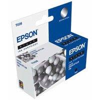 Epson Stylus C 61 - Original Epson C13T02840110 / T028 - Cartouche d'encre Noir - 600 pages