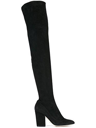sergio-rossi-damen-a75290maf7141000-schwarz-wildleder-stiefel