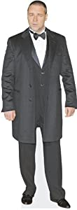 Silhouette En Carton Russel Crowe Debout Taille 61cm