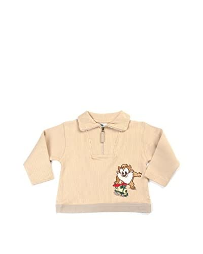 Fantasy Store Camiseta Manga Larga Looney Tunes Toddler Beige