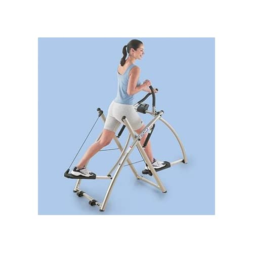 elliptical glider exercise machine