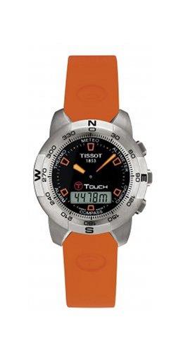 Tissot Men's Titanium T-Touch Watch #T33.7.598.59 - Buy Tissot Men's Titanium T-Touch Watch #T33.7.598.59 - Purchase Tissot Men's Titanium T-Touch Watch #T33.7.598.59 (Tissot, Jewelry, Categories, Watches, Men's Watches, Sport Watches, Rubber Banded)