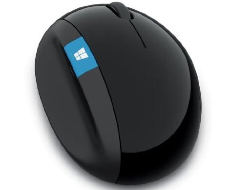 マイクロソフト [人間工学] ワイヤレス マウス Sculpt Ergonomic Mouse for Business Win7/8 Black  (ブルートラック) 5LV-00004