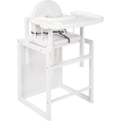 roba 7519W V168 Combi Highchair 'Fox & Bunny', white