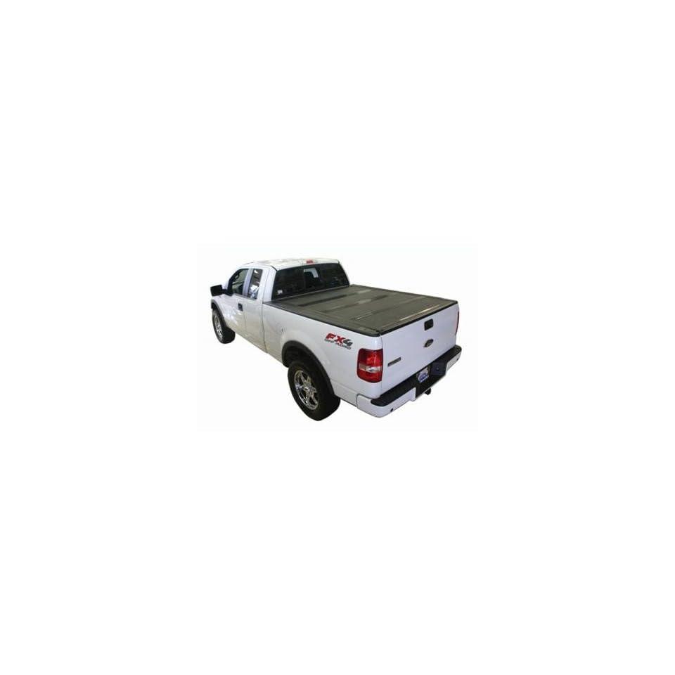 BAK Industries 72307LT BakFlip F1 Hard Folding Truck Bed Tonneau Cover