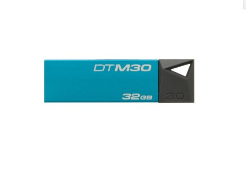 Kingston DataTraveler Mini 3.0 Clé USB 32 Go Bleu