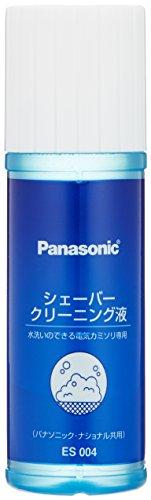 Panasonic シェーバークリ-ニング液(水洗いのできる電気カミソリ用) 100ml入り ES004