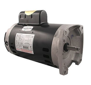 B2847 Pool Pump Motor 56Y Frame 3/4 Hp Square Flange 115/230V - Full Rate