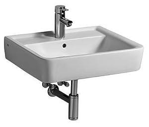 Keramag Renova Nr.1 Plan Waschtisch weiß; 60  BaumarktKundenbewertung und Beschreibung
