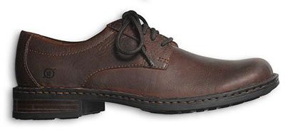 New Born Akins Oxfords Dk Brown Mens 8
