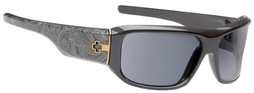 Spy Optics Lacrosse Grey Paisley Sunglasses