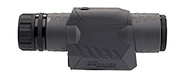 Sig Sauer Oscar 3 Spotting Scope Stabilized 10-20X30 Image Riflescope by Pro-Motion Distributing - Direct