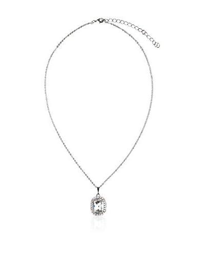 Kristall Boutique Made with Swarovski Elements Conjunto de cadena y colgante Fabia