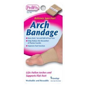 PediFix Arch Bandage Support Problem Aches- 1 Pack