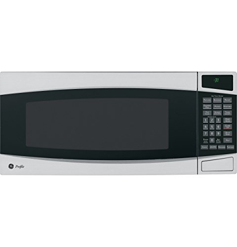PEM31SMSS GE Profile Spacemaker Countertop Microwave Oven Stainless Steel (Under The Counter Microwave Oven compare prices)