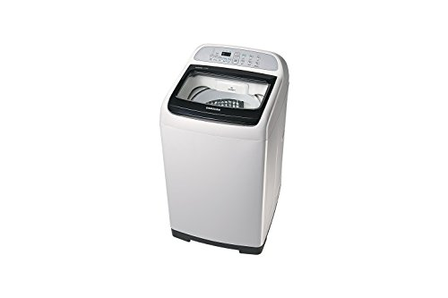 Samsung WA65H4200HA/TL Top-loading Washing Machine (6.5 kg, Light Grey)