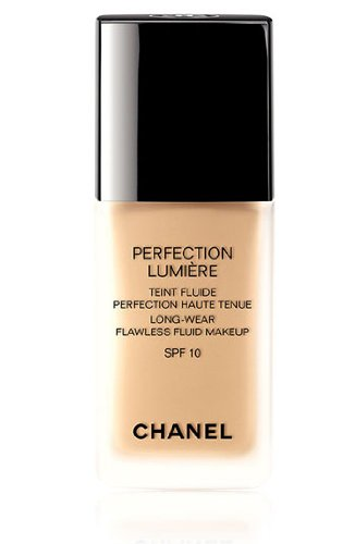 Quality Make Up Product By Chanel Perfection Lumiere Long Wear Flawless Fluid Make Up SPF 10 - # 24 Beige Ambre 30ml/1oz