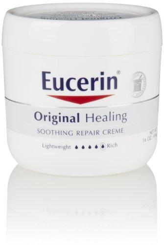 凑单品:Eucerin 优色林 Original Healing 保湿修护霜 454g $7.99(需Coupon)