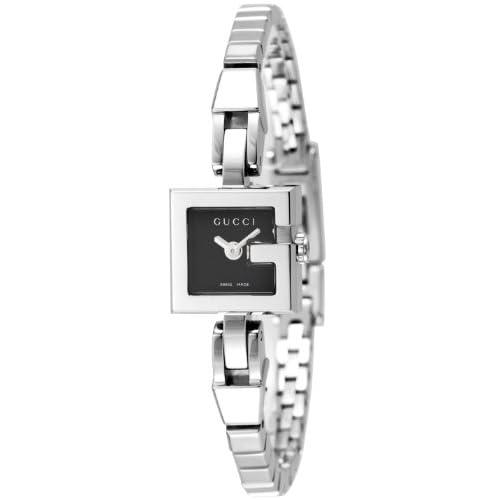 GUCCI (グッチ) 腕時計 102R YA102506 ブラック レディース [並行輸入品]