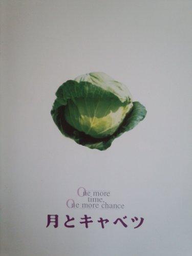 映画パンフレット 月とキャベツ(1996作品) 監督:篠原哲雄 出演:山崎まさよし