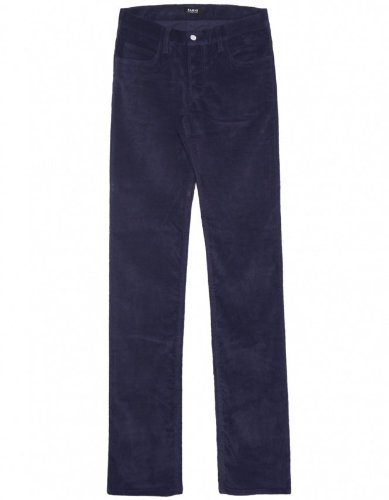 Farhi by Nicole Farhi Men's Pants Navy Corduroy Trousers 34R