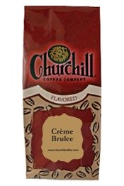 Churchill Coffee Creme Brulee 5 Pack--1.5 Oz Each - Ground