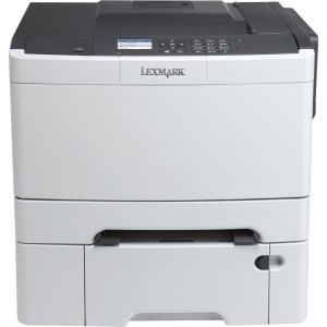 Lexmark CS410DTN Laser Printer - Color - 2400 x 600 dpi Print - Plain Paper Print - Desktop - 32 ppm Mono / 32 ppm Color Print - 900 sheets Input - Automatic Duplex Print - LCD - Fast Ethernet - USB - 28D0100 (Lexmark 900 Ink compare prices)