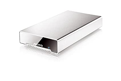 Akitio-Neutrino-Thunderbolt-Edition-(NEU-TIAS-AKT2H)-512GB-External-Hard-Disk
