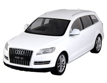 Review MJX 8543 1:14 3 channel rechargeable RC Audi Q7 Car (White)  Best Offer