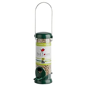 Bird Lovers For Seeds And Mixes