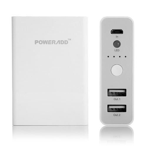 PowerAdd Pilot X3 10400 mAh Power Bank