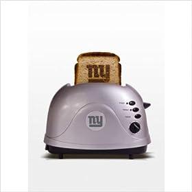 NFL Toaster Team: New York Giants