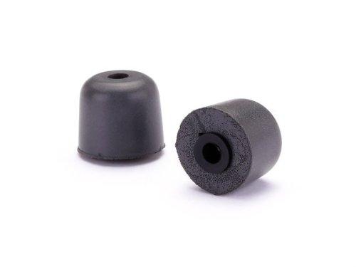 Westone True-Fit Foam Eartips For Universal Fit Earphones And Monitors, 12.6Mm Diameter, 11Mm Length, 10-Pack, 62801